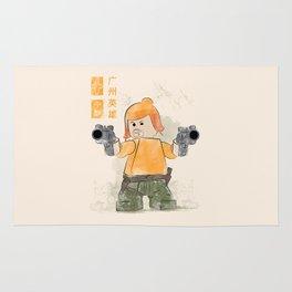 The Hero of Canton  (Lego Firefly) Rug