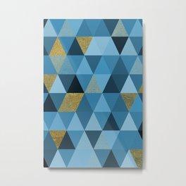 Abstract #328 Metal Print