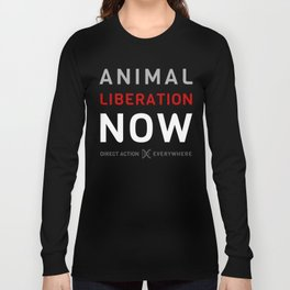 Liberation Now Long Sleeve T-shirt