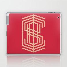 Cisko Mixed Letter Laptop & iPad Skin