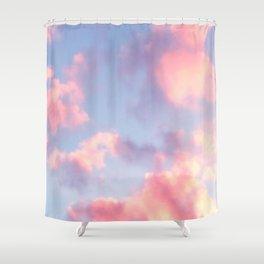 Whimsical Sky Shower Curtain