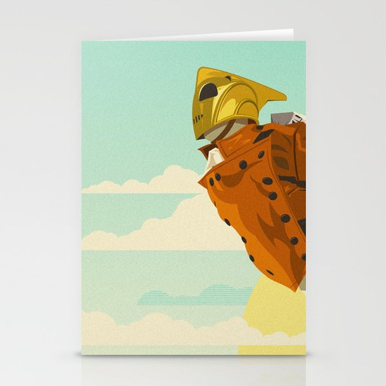 Like A Hood Ornament Stationery Cards