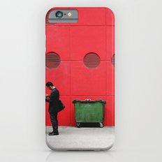 Red Hong Kong Slim Case iPhone 6s