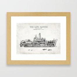 The Belafonte Framed Art Print