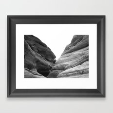 That Was the Easy Part... Framed Art Print