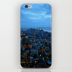 The City That Never Sleeps - NYC iPhone & iPod Skin