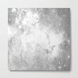 Minimal Galaxy. Metal Print