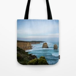 Twelve Apostles in Blue Tote Bag