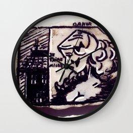 COMICS STONE Wall Clock