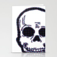 trippy Stationery Cards featuring Trippy by Hold Up Art