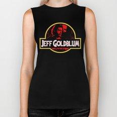 JURASSIC GOLDBLUM Biker Tank