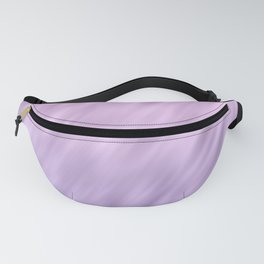 Ultra violet haze abstract texture design Fanny Pack