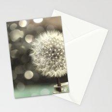 Dandelion in a Jar Stationery Cards