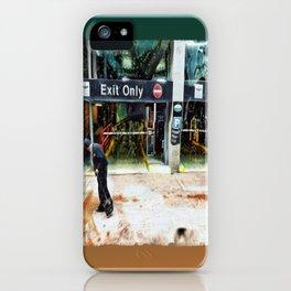Maintenance iPhone Case