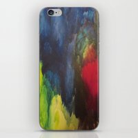 broken iPhone & iPod Skins featuring Broken by Benito Sarnelli