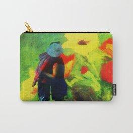 Dans les fleurs Carry-All Pouch