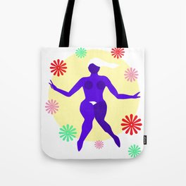 The Dancer III Tote Bag