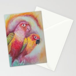 Bird and Birdy Stationery Cards