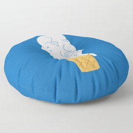 Cats Ice Cream Floor Pillow