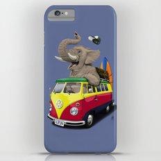 Pack the Trunk (colour) Slim Case iPhone 6 Plus