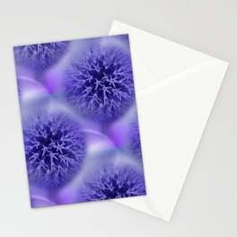 allium time Stationery Cards