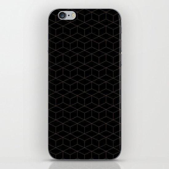 cube iPhone & iPod Skin