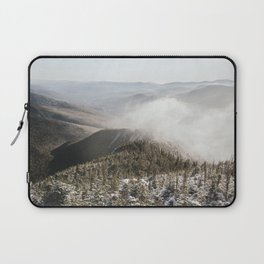 Winter in the White Mountains Laptop Sleeve