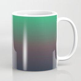 Ombre Northen Lights Coffee Mug