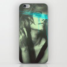 Untitled Woman iPhone & iPod Skin