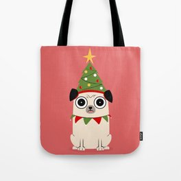 Christmas Tree Tote Bags | Society6