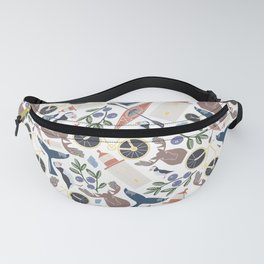 Acadia Pattern 1 Fanny Pack