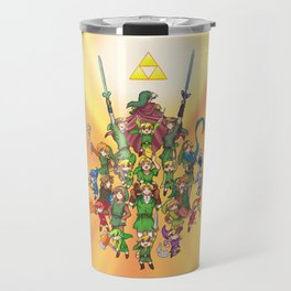 The Legend of Zelda 30th anniversary Travel Mug