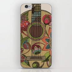 The Guitar  iPhone & iPod Skin