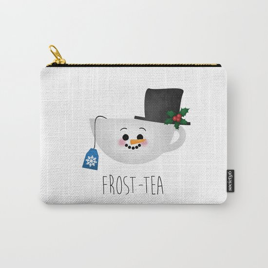 Frost-tea Carry-All Pouch