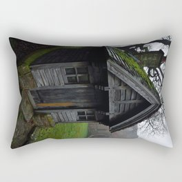Barrow Abbey Rectangular Pillow