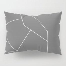 Golden Lines Pillow Sham