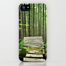 Bike Trail, BC iPhone (5, 5s) Slim Case