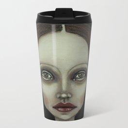 point girl Metal Travel Mug