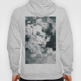 Young woman Hoody