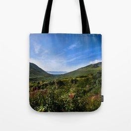 The Space Beyond - Alaska Tote Bag