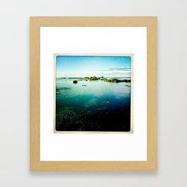 Low Framed Art Print