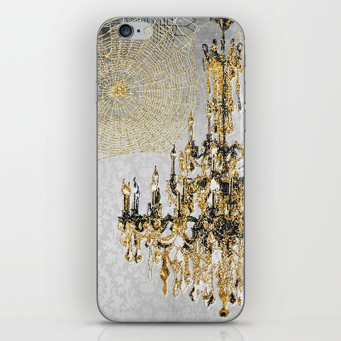 It Creeps And Crawls iPhone Skin