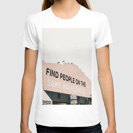 same wave ii T-shirt