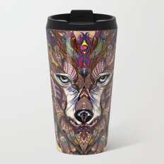Shaman's Whisper Metal Travel Mug