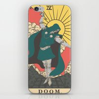 doom iPhone & iPod Skins featuring DOOM by andbloom