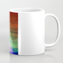 On the Grid Coffee Mug
