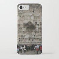 palestine iPhone & iPod Cases featuring Jerusalem Palestine by Sanchez Grande