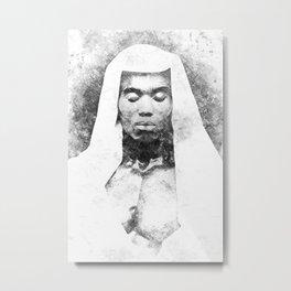 Mythos (004): Saint Metal Print