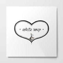 Love is.. Metal Print