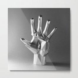 Hand #3 Metal Print